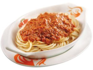 <p>加入特别番茄肉酱精心调制,演绎经典意大利味道。(320g)</p>